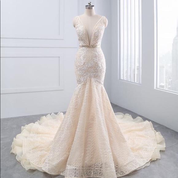 Champagne Color Bridal Dress Off 74 Best Deals Online